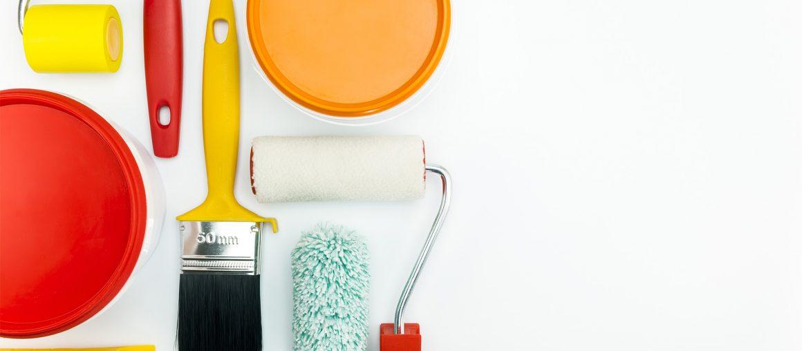 11 festőeszköz, amivel minden lakástulajdonosnak rendelkeznie kell